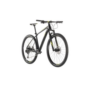 Cube Reaction Race MTB Hardtail black